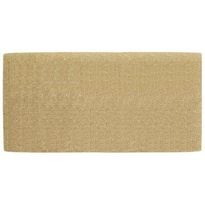 No Border Doormat Rug Size: 36 H x 72 W x 1.5 D