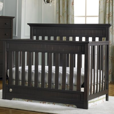 Fisher-Price Furniture Lakeland 4-in-1 Convertible Crib (3 Pieces) - Finish: Snow White at Sears.com