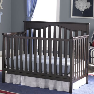 Fisher-Price Furniture Ayden 4-in-1 Convertible Crib - Finish: Cherry at Sears.com