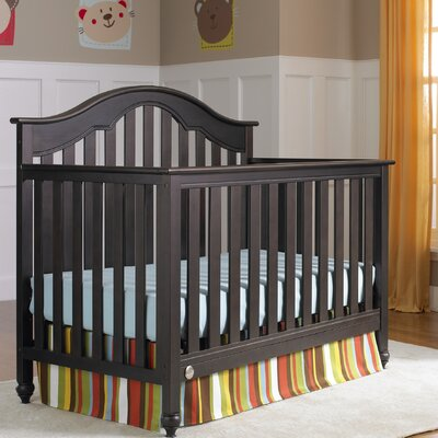 Fisher-Price Furniture Kingsport 4-in-1 Convertible Crib - Finish: Espresso at Sears.com