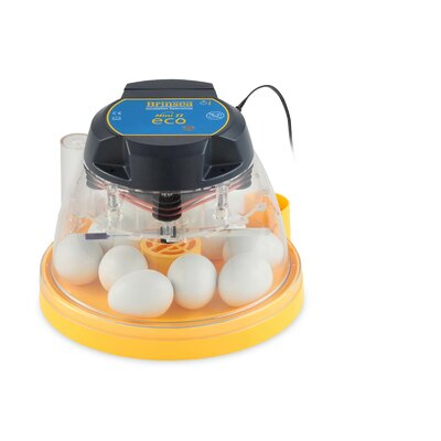Mini II Eco Manual Chicken Egg Incubator