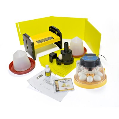 Mini II Advance Incubation Pack Size: 7 Eggs