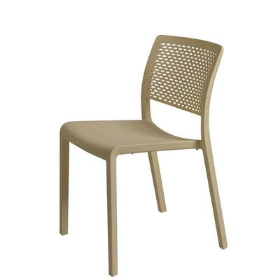 Trama Side Chair (Set of 2) Finish: Sand