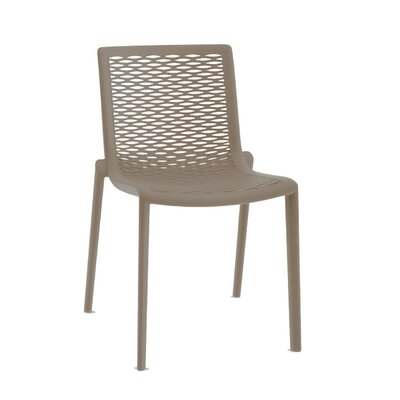 Netkat Side Chair (Set of 2) Finish: Sand