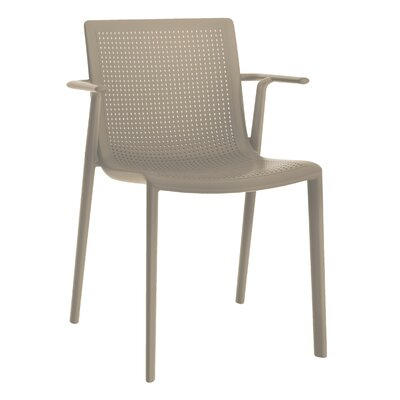 Beekat Armchair (Set of 2) Finish: Sand