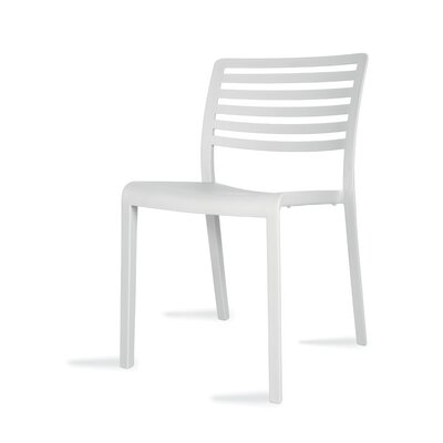 Carpentier Side Chair (Set of 2) Finish: White