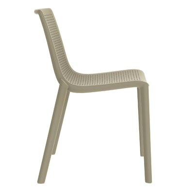 Beekat Side Chair (Set of 2) Finish: Sand
