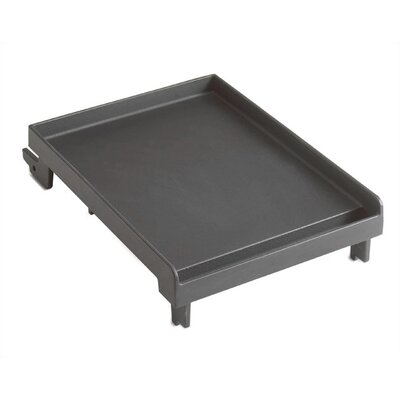 Cast Iron Griddle Griddle Size: Large (Fits All Echelon, Double Sideburners)