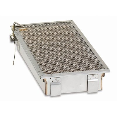 Infrared Burner System Burner Size (by Grill Model): A79, A66, A53, & Searing Station