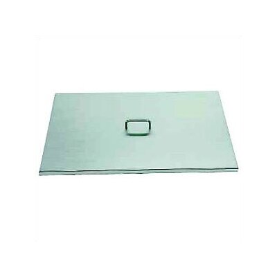 Stainless Steel Grid Cover for Charcoal Grills Grid Cover Size: 23