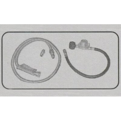 Island Propane / Gas Grill Connector Package