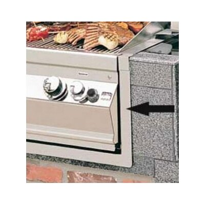 Trim Kit Trim Kit Size: For Deluxe Grills