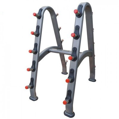Unified Fitness Group Commercial Curl Bar Rack