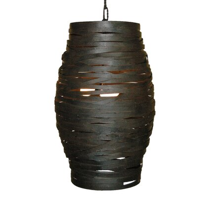 2-Light Pendant Finish: Wax Rust