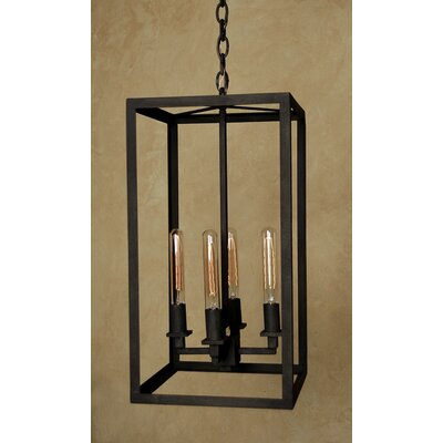 Metro 4-Light Candle Sconce