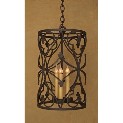 Bardot 3-Light Foyer Pendant