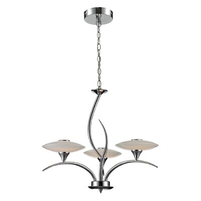 Melnick 3-Light Pendant