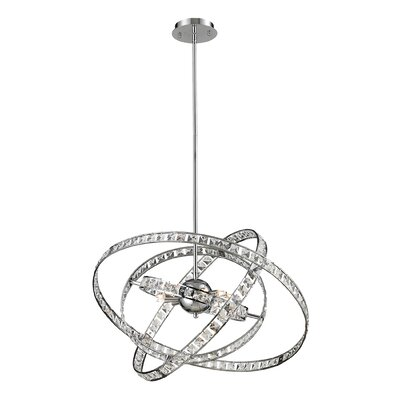 Cervantes 6-Light Foyer Pendant