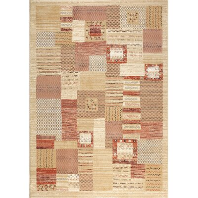 Moroccan Quilt Definition Area Rug Rug Size: 710 x 1010