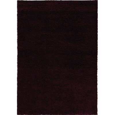 Lunora Purple Solid Area Rug