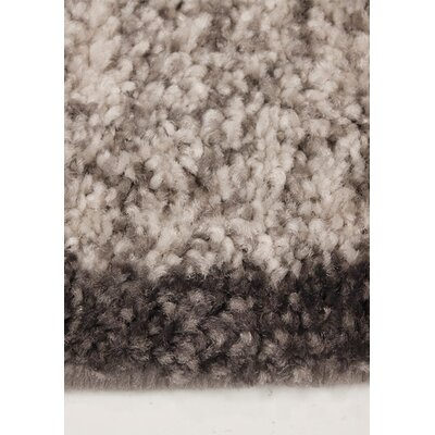 Aubuchon Grey Almandy Area Rug Rug Size: 710 x 1010