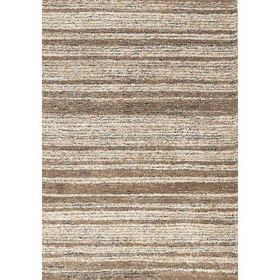 Lynnwood Cream/Taupe Area Rug Rug Size: 710 x 1010