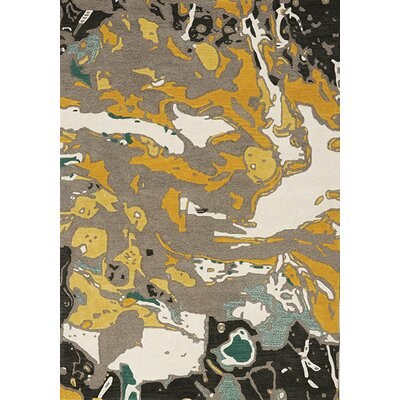 Dones Area Rug Rug Size: 710 x 106