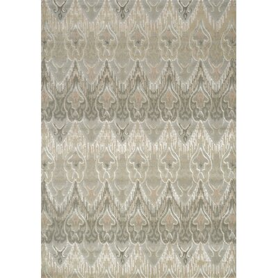 Aura Ornamental Cream/Taupe Area Rug