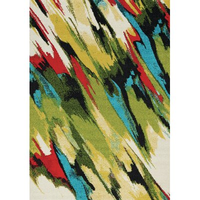 Burchell Brush Strokes Area Rug