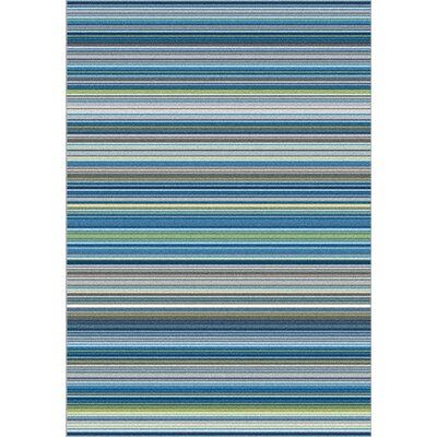 Eisenhower Striped Area Rug Rug Size: 710 x 1010