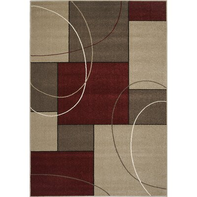 Monterrey Red Area Rug