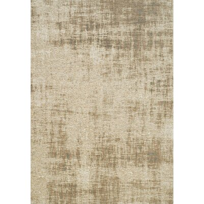 Emory Cream/Beige Area Rug Rug Size: Rectangle 51 x 77