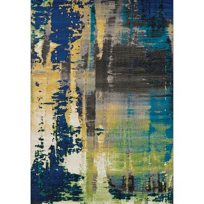Baltic Area Rug Rug Size: 53 x 77
