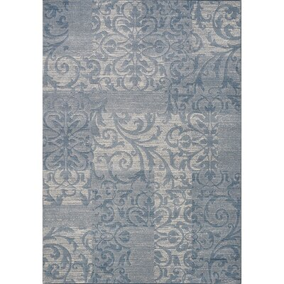 Montgomery Gray Area Rug Rug Size: 710 x 1010