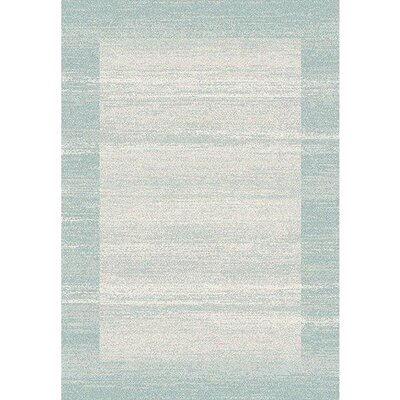 Kara Blue/Gray Area Rug Rug Size: Rectangle 710 x 1010