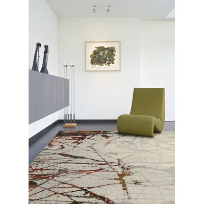 Greve Gray Area Rug