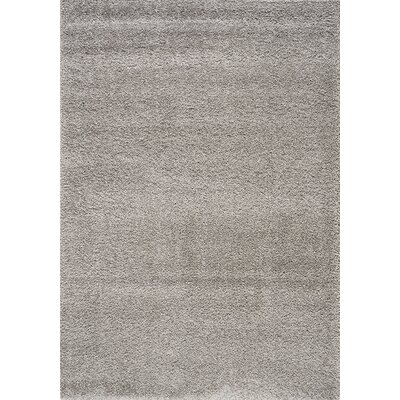 Lorene Gray Area Rug Rug Size: Rectangle 53 x 77