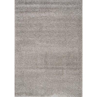 Lorene Gray Area Rug Rug Size: 53 x 77