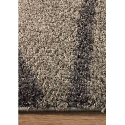 Rundey Tree Branch Taupe Area Rug Rug Size: 710 x 1010