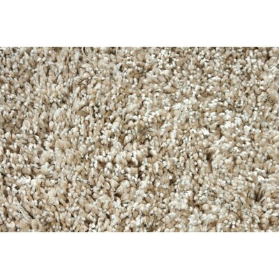 Barry Luxurious Linen Gray Area Rug Rug Size: 53 x 77