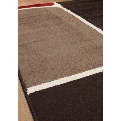 Copeland Rounded Square Area Rug Rug Size: 53 x 77