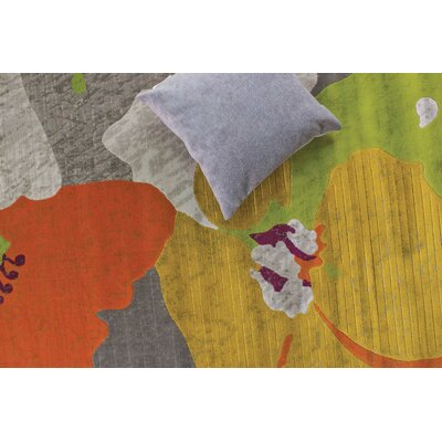 Allyson Brown Area Rug Rug Size: 2 x 37