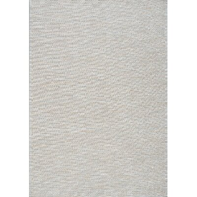 Memphis Neutral Showcase Outdoor Gray Area Rug Rug Size: 710 x 1010