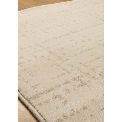 Woodrow Lines Cream Area Rug