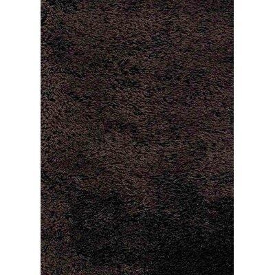 Lorene Charcoal Area Rug Rug Size: 53 x 77