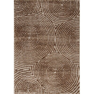 Gilkes Brown Area Rug Rug Size: 710 x 1010