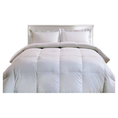 Blue Ridge Home Fashion, Inc. 1000 Thread Count European White Goose Down Comforter - Size: Twin