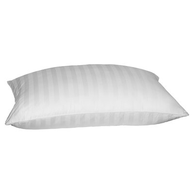 500 Thread Count Siberian Down Pillow Size: King