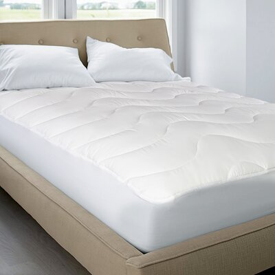 14 Polyester Mattress Pad Size: King