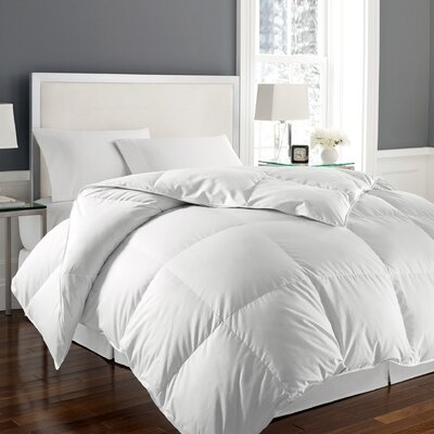 All Season Down Alternative Polyester Comforter Size: Twin